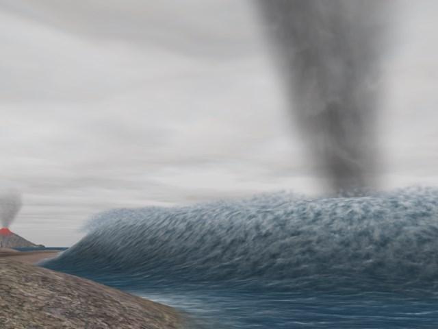 Falcogames Tsunami Doomsday